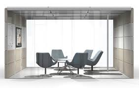 office meeting pods. Delighful Office A Large Glazed Acoustic Office Pod In Office Meeting Pods B