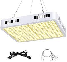 LED Grow Light, Roleadro 1500W Grow Light 3500k ... - Amazon.com
