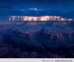 amazing lighting over the grand canyon amazing lighting