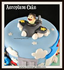 birthday cake idea 16 the high flyer
