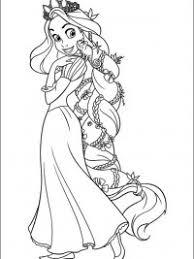 20 Disney Prinsessen Kleurplaten Topkleurplaatnl