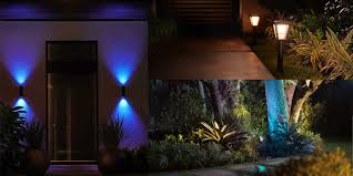 Low Voltage Tester For Landscape Lighting Philips Hue Expands Outdoor Options With Wall Mounted Bi