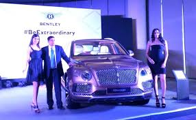 bentley new car releaseBentley Bentayga Launched in India Prices Starts at Rs 385