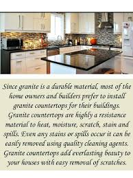 do granite countertops scratch 3 since granite do granite countertops