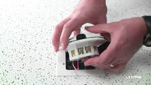 how to install a leviton provolt odc occupancy sensor how to install a leviton provolt odc occupancy sensor