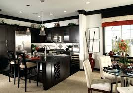kitchen colours with dark cabinets paint colors for kitchen walls with dark cabinets home kitchen color kitchen colours with dark cabinets