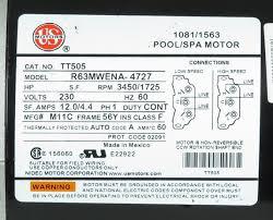 replacement for 1016174 10 16 174 hot tub pump ge motor, 1016025 Sta Rite Pump Wiring Diagram Sta Rite Pump Wiring Diagram #56 sta rite pool pump wiring diagram