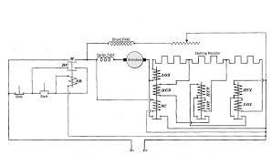 series lockout starters wiring diagram of series lockout automatic d c motor starter