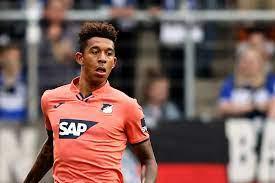 Bayern Munich loanee Chris Richards ...