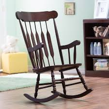 wooden rocking chair for child with antique childrens wooden rocking chairs with large wooden rocking chair