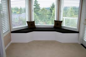 Kitchen Bay Window Seating Bedroom Scenic Building Window Seats Part Build Bay Seat Ideas