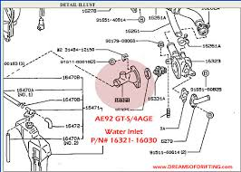 ae92 4age wiring diagram wiring diagram and schematic design toyota 4age ecu wiring diagram digital