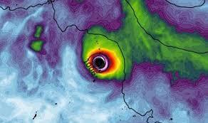 Typhoon Tracking Chart Typhoon Bualoi Tracker Map Latest Spagetti Models Charts