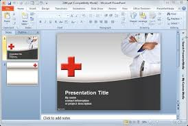 Free Microsoft Powerpoint Template Download Medical Powerpoint Ppt Templates Free Download Premium Healthcare