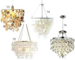 capiz shell lighting fixtures. Capiz Shell Light Fixtures Chandeliers Diy Fixture Lighting L