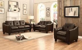 Homelegance 8311 Memphis Leather Living Room Set