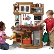 simple kitchen with brown plastic toddler kitchen set 43 pieces toddler kitchen set accessories