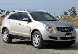 Cadillac Srx – pictures, information and specs - Auto-Database.com