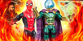Spider-Man: No Way Home Toys Teases a ...