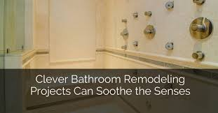 Bathroom Remodel Return On Investment Beauteous Clever Bathroom Remodeling Projects Sebring Services