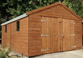 product footprint this forest garden kimbrey log cabin is a deceptively large cabin that also features a separate storage space which is perfect for