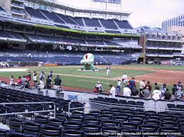 Petco Park Seating Chart Field Box Petco Park View From Infield 111 Vivid Seats