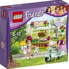 LEGO 41027 - Đồ chơi LEGO Friends Quầy Giải Khát Của Mia