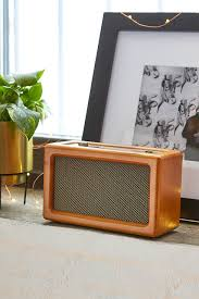 Bluetooth Speaker Lights Urban Outfitters Crosley Harper Wood Wireless Speaker Woods