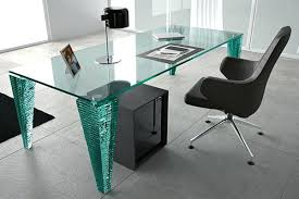 office desk glass top. Excellent Office Desk Glass Image Of Modern Throughout Top Popular