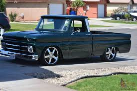 chevrolet truck chevy 350 vortect restomod lowered lowrider classic ss