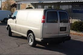 CNG Utah - 2004 Chevrolet Express 3500 Cargo Van - Dedicated CNG
