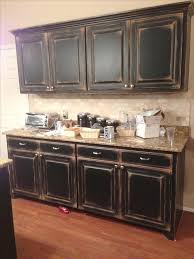 antique black kitchen cabinets. Interesting Black Nice How To Antique Black Cabinets With Faux Distressing  Used 3 Different Colors Of Flat Paint Create This Kitchen Pinterest