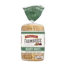Farmhouse Hearty White Bread Pepperidge Farm