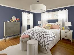 attic bedroom furniture. Magnificent Navy Blue Master Attic Bedroom With Wooden Floors And Round White Pendant Lamp Also Pretty Furniture