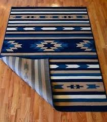 navy blue southwest area rugs southwestern country style rug 5 x 7 by braided country style wool tufted area rug