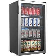 Mini Drink Vending Machine Delectable Amazon HOmeLabs Beverage Refrigerator And Cooler Mini Fridge