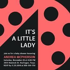 Ladybug Invitations Template Free Ladybug Baby Shower Invitations Red And Black Girl Ladybug