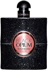 <b>YVES SAINT LAURENT BLACK</b> OPIUM EAU DE PARFUM SPRAY ...