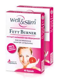 Well Slim, fett, binder direkt (18 piece) Districon GmbH