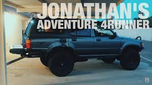 Rig Walk-Around: Jonathan's Adventure 2nd Gen Toyota 4Runner ...