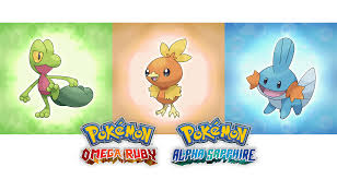 Here's The First Look At The Pokemon Omega Ruby And Alpha Sapphire Demo –  My Nintendo News