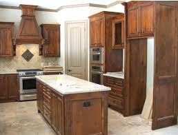 Rustic Beech Cabinets Kitchens