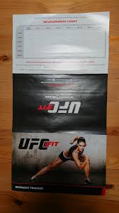 ufc fit work out dvd an exercise
