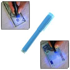 Fake Note Uv Light Us 1 63 32 Off 2in1 Uv Light Counterfeit Fake Forged Money Bank Note Checker Detector Tester Marker Pen Useful Banknotes Detector In Tool Parts From