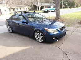BMW Convertible 545i 2004 bmw : 2004 Mystic Metallic Blue BMW 545i 6 Speed (4) - 5Series.net