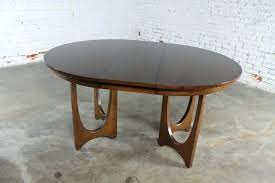 broyhill dining table mid century modern round pedestal base dining table for broyhill dining room furniture