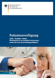 Bildergebnis für patientenverfügung
