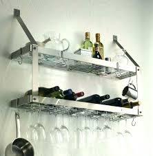 wall mount wine rack wall mounted metal wine rack with glorious metal medium size of mounted