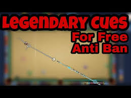 Legendary Semi Ball All Free Pool Guidelines Anti Cues Unlocked Ban Rooms 8
