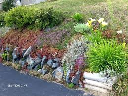 Decorative Rock Designs Rock Garden Edging Garden Rock Garden Stone Landscaping Ideas For 53